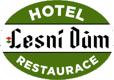 Restaurace Lesní dům Logo